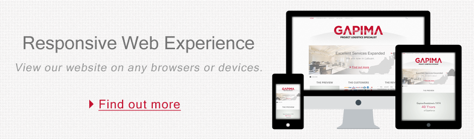 Responsive Web Experience