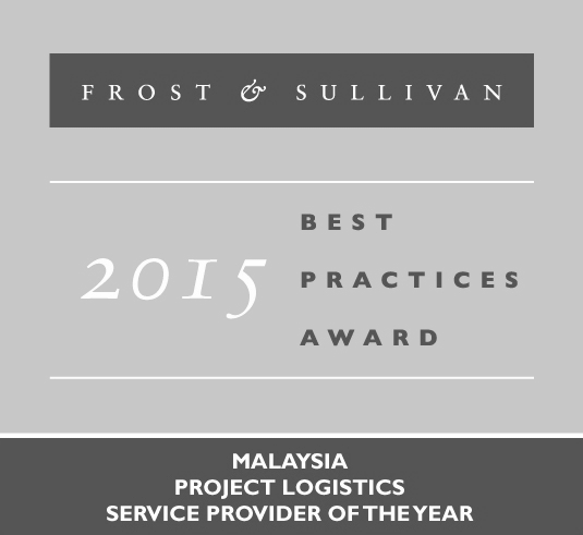 Malaysia Project Logistics Service Provider Of The Year